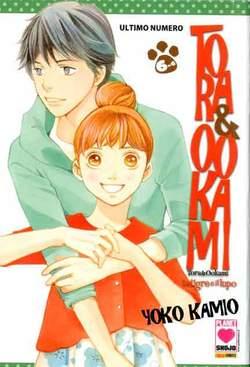 Tora & Ookami vol. 6