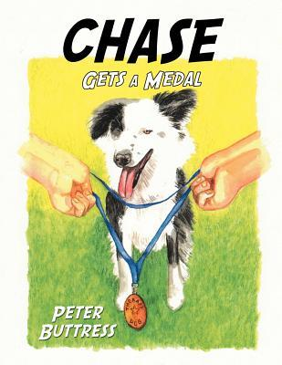Chase Gets A Medal