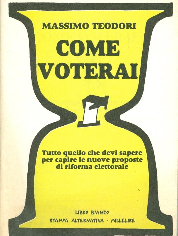 Come voterai