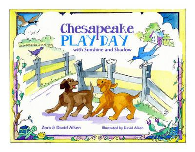Chesapeake Play Day With Sunshine and Shadow