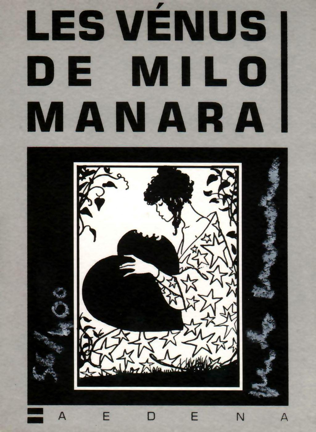 Les Vénus de Milo Manara