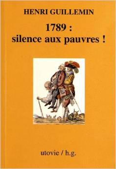 1789 : silence aux pauvres!