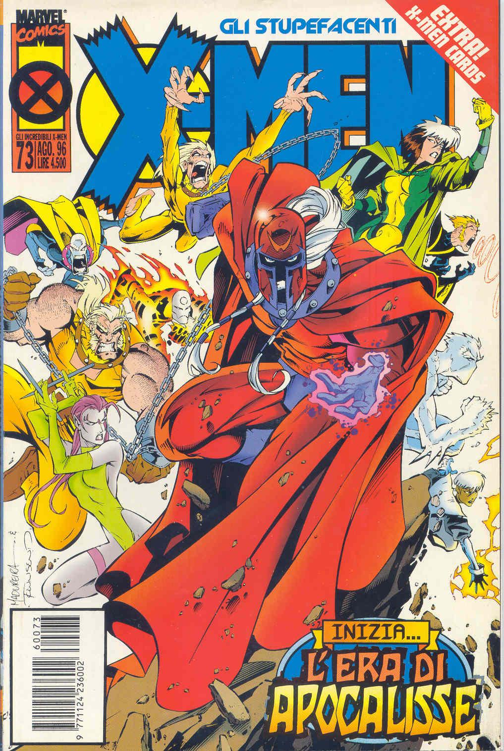 Gli Stupefacenti X-Men 73