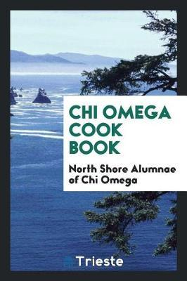 Chi Omega cook book