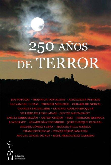 250 AÑOS DE TERROR