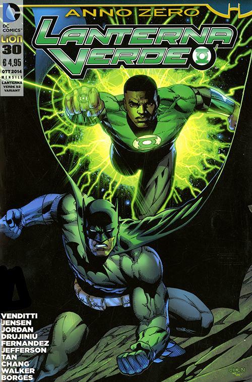 Lanterna Verde #30 - Variant