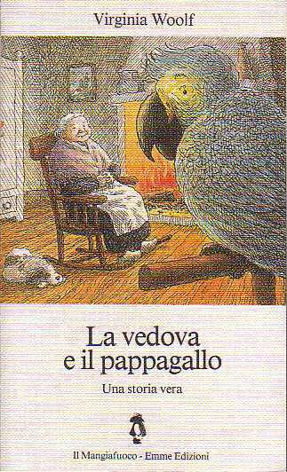 La vedova e il pappagallo