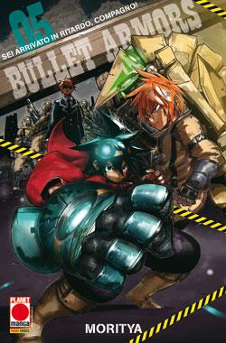 Bullet Armors vol. 5