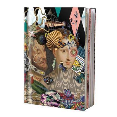 "Christian Lacroix Curiosities B5 10"" X 7"" Hardcover Journal"