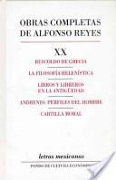 Obras completas de Alfonso Reyes