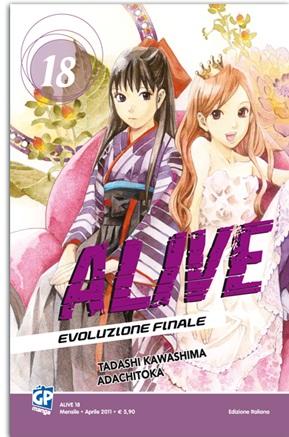 Alive - Evoluzione f...