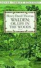 Walden; Or, Life in ...