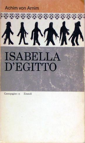Isabella d'Egitto