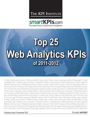 Top 25 Web Analytics KPIS of 2011-2012
