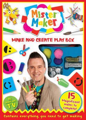Mister Maker Creative Kit