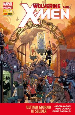Wolverine e gli X-Men n. 29