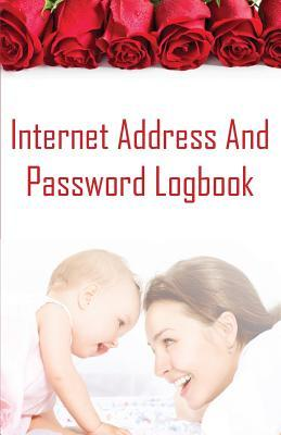 Mothers Day Internet Address and Password Logbook
