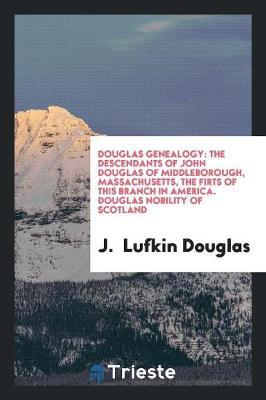 Douglas Genealogy