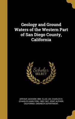 GEOLOGY & GROUND WATERS OF THE