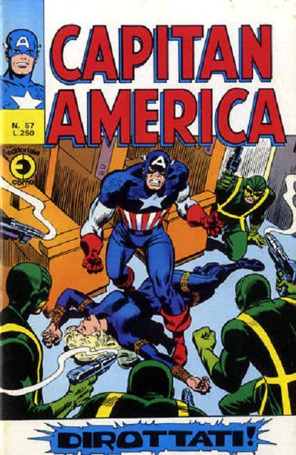 Capitan America n. 57