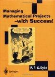Managing Mathematical Projects