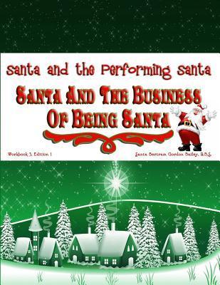 Santa and the Performing Santa