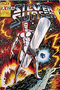 Silver Surfer: Fuga ...