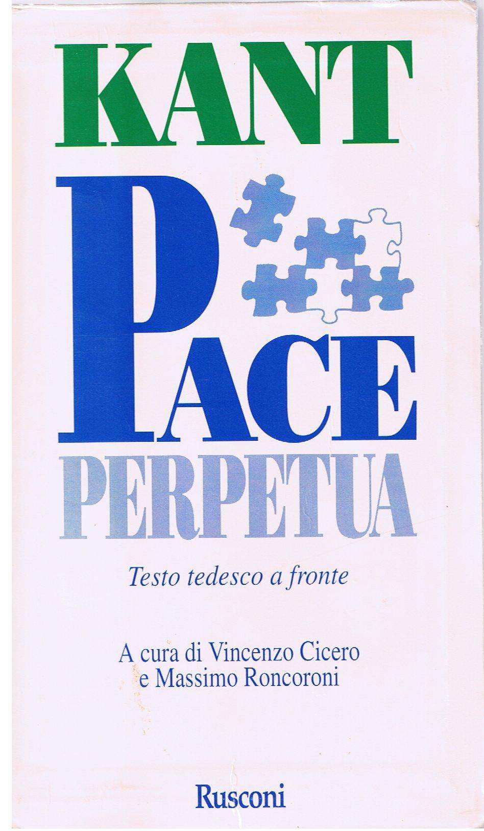 Pace perpetua