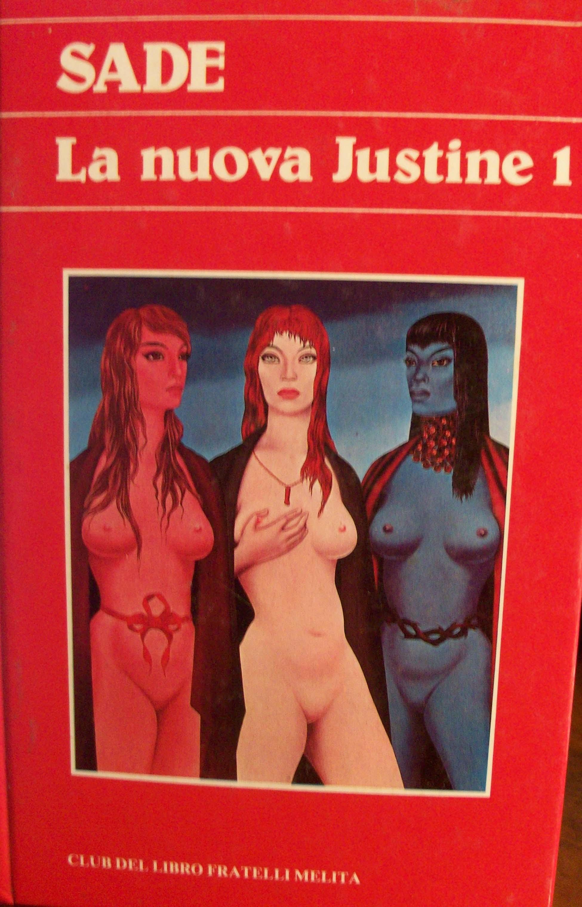 La nuova Justine vol. 1