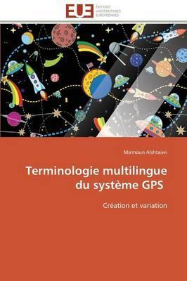 Terminologie Multilingue du Systeme Gps