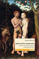Adamo ed Eva e quella mela