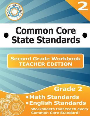 Common Core Workbook, Grade 2
