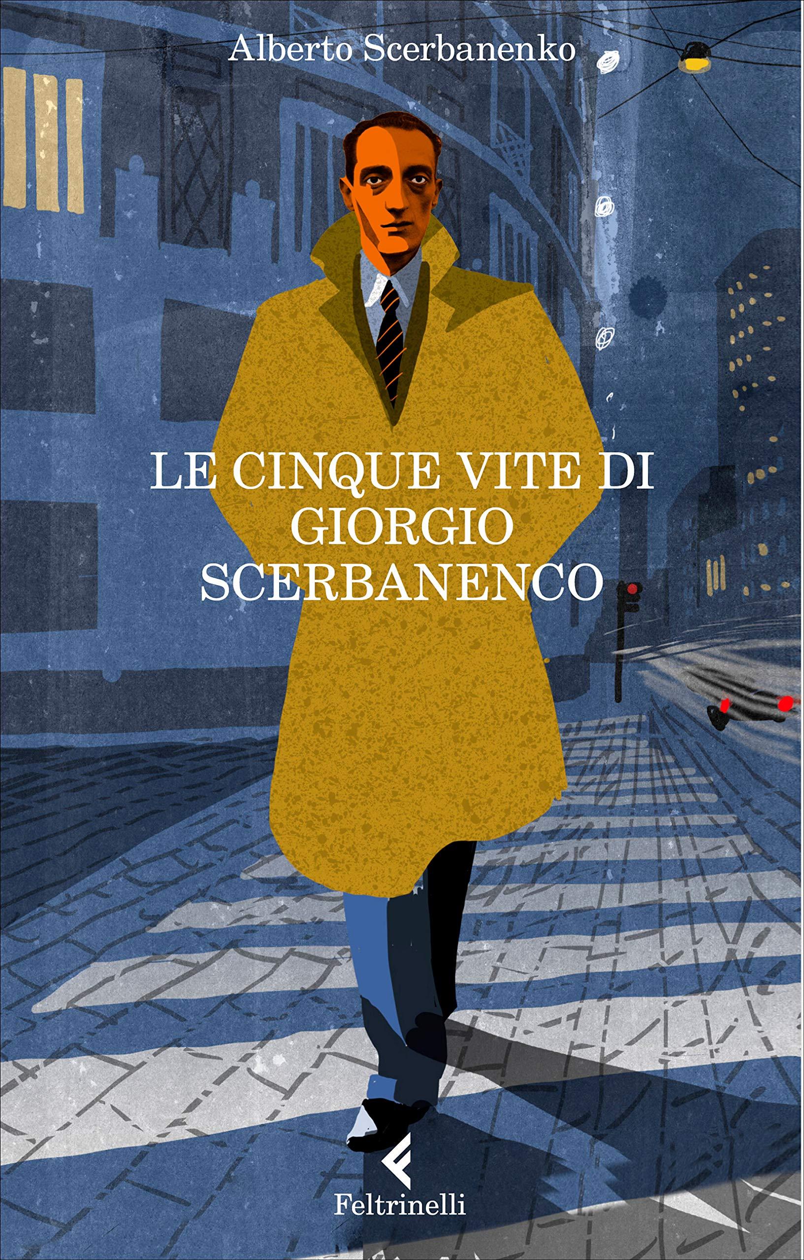 Le cinque vite di Giorgio Scerbanenco