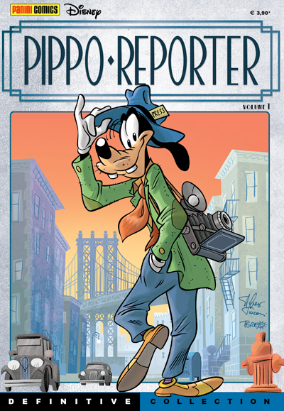 Pippo Reporter Vol. ...