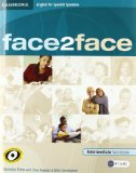 Face2face for Spanish Speakers Intermediate Workbook with Key