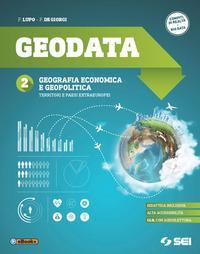 Geodata. Per gli Ist. tecnici e professionali. Con e-book. Con espansione online