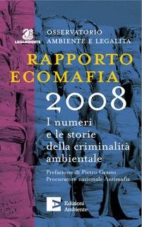 Rapporto ecomafia 2008