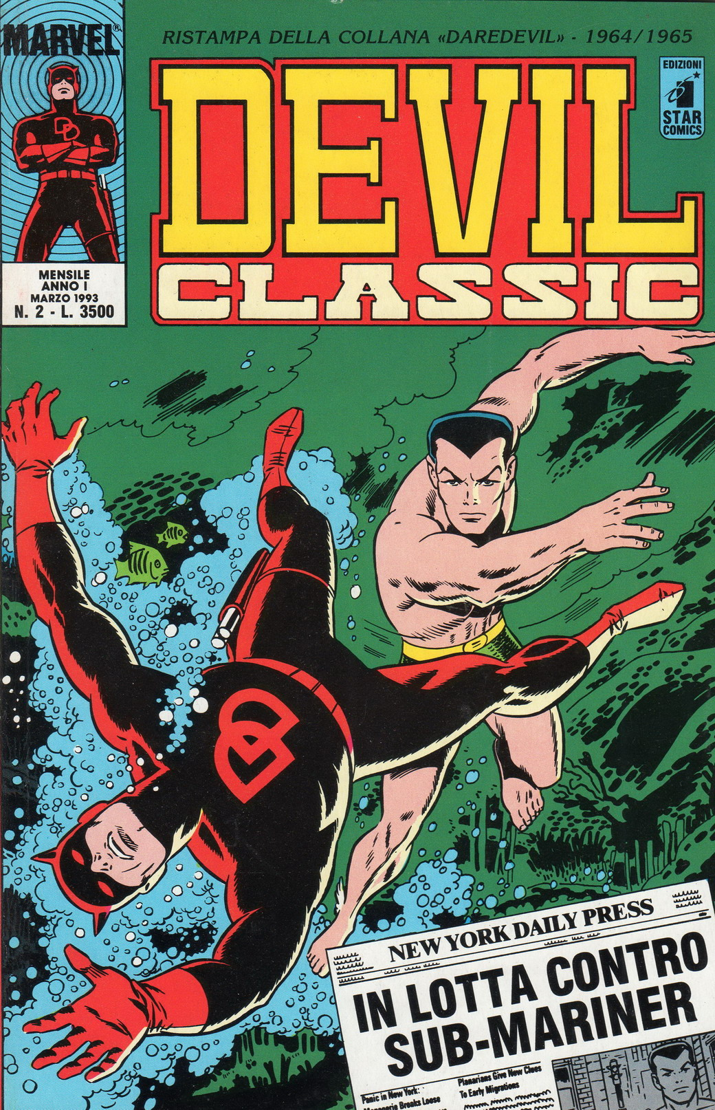 Devil Classic n. 2
