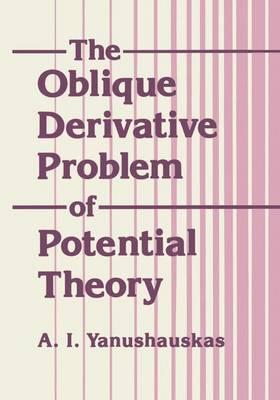 The Oblique Derivative Problem of Potential Theory