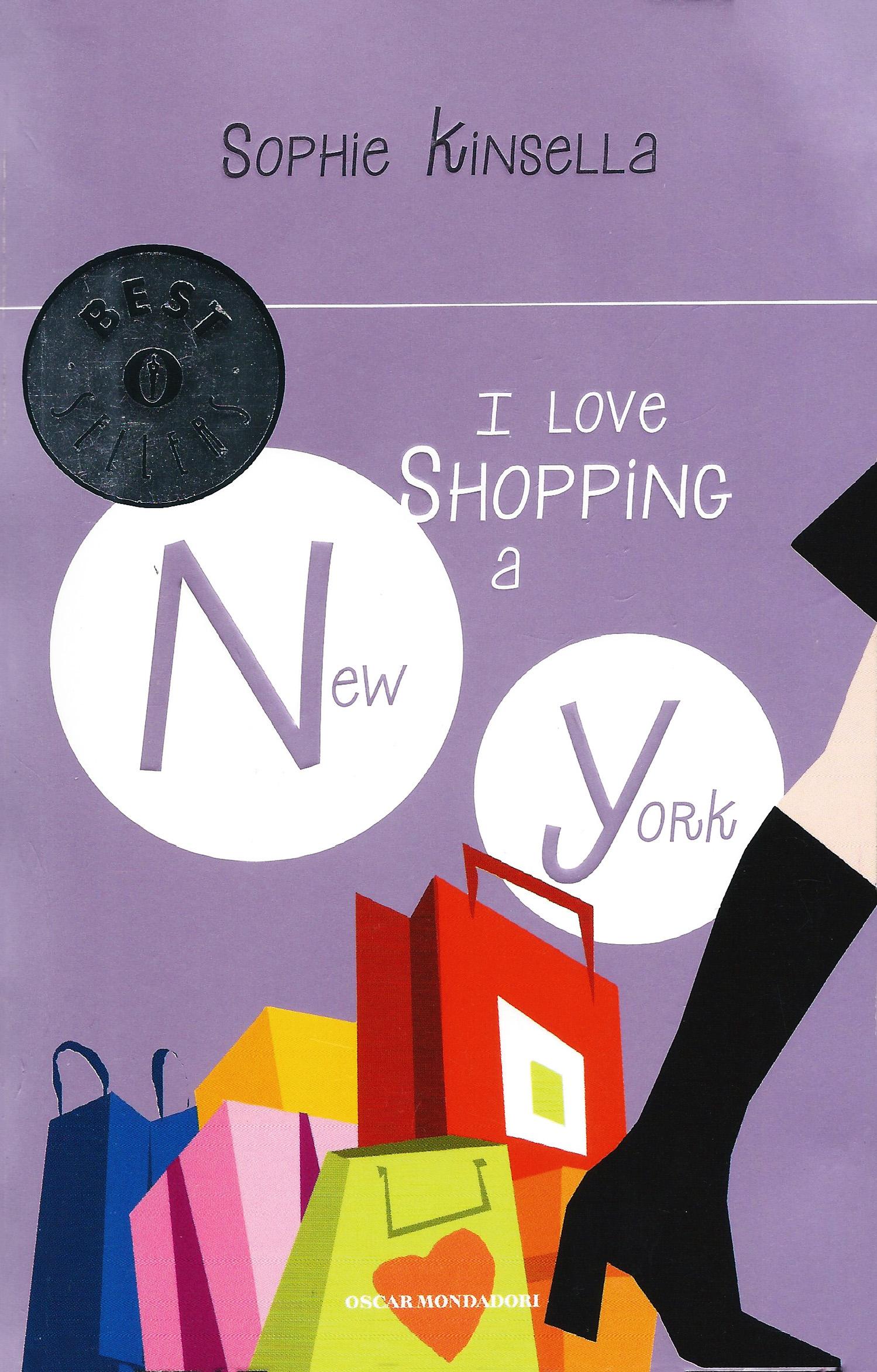 I love shopping a Ne...