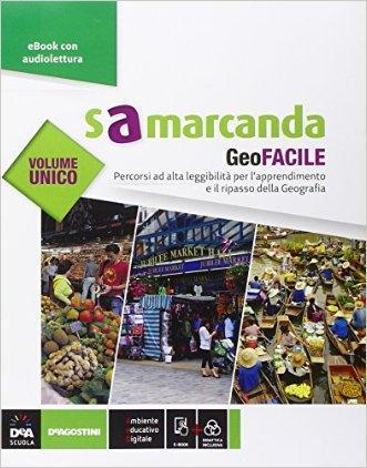 Samarcanda geofacile. Per la Scuola media. Con e-book. Con espansione online