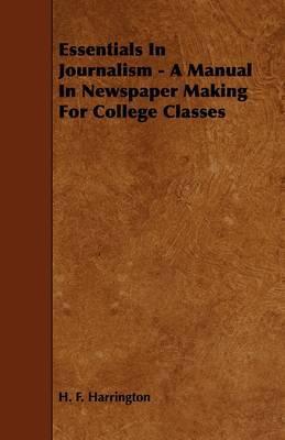 Essentials in Journalism
