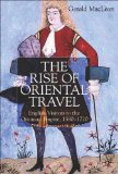 The Rise of Oriental Travel
