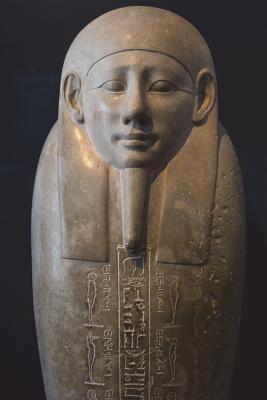 Egyptian Sarcophagus...
