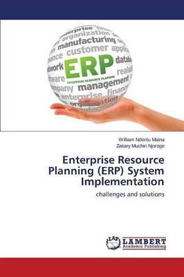Enterprise Resource Planning (ERP) System Implementation