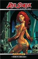 Red Sonja: She-Devil With a Sword, Vol. 07