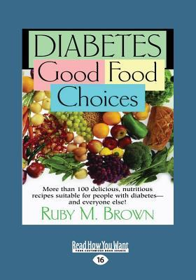 Diabetes Good Food Choices