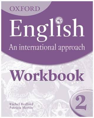 English and international approach. Student's workbook. Per la Scuola media