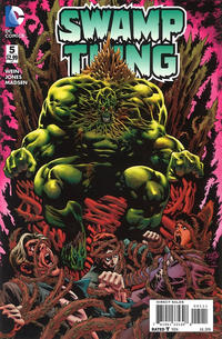Swamp Thing Vol.6 #5