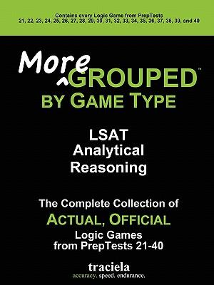 More GROUPED by Game Type